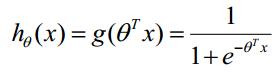 预测(LR)函数